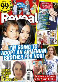 reveal magazine cover issue 16 2015