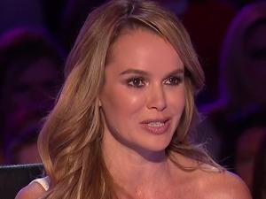 Amanda Holden on Britain's Got More Talent, Broadcast on ITV2 HD - 13 April 2015.