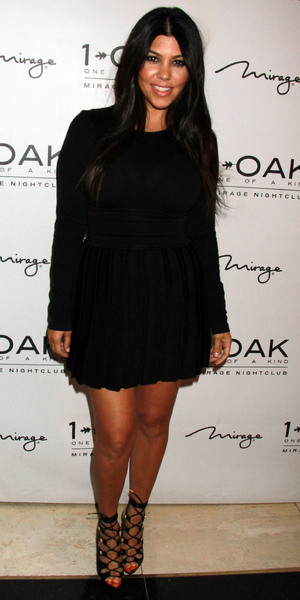 Kourtney Kardashian celebrates birthday in Las Vegas, 18 April 2015