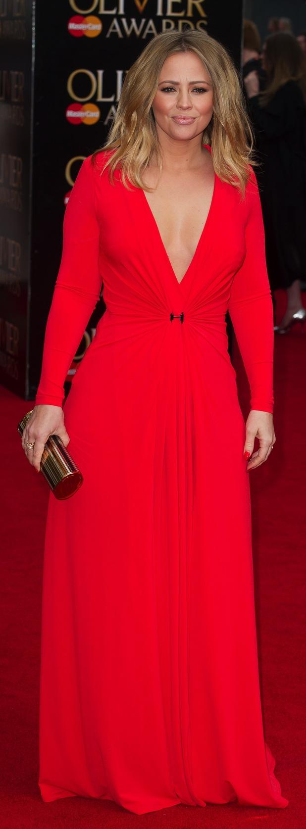 Kimberley Walsh Olivier