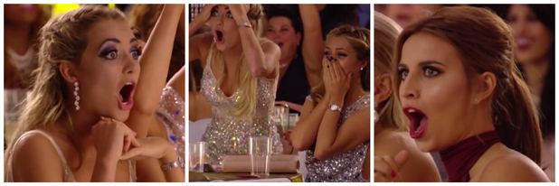 The Only Way Is Essex Strip Show Gets Some Shocked Reactions!