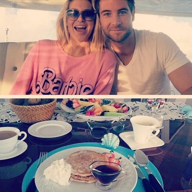 Stephanie Pratt celebrates 29 birthday in the Bahamas, Instagram 11 April