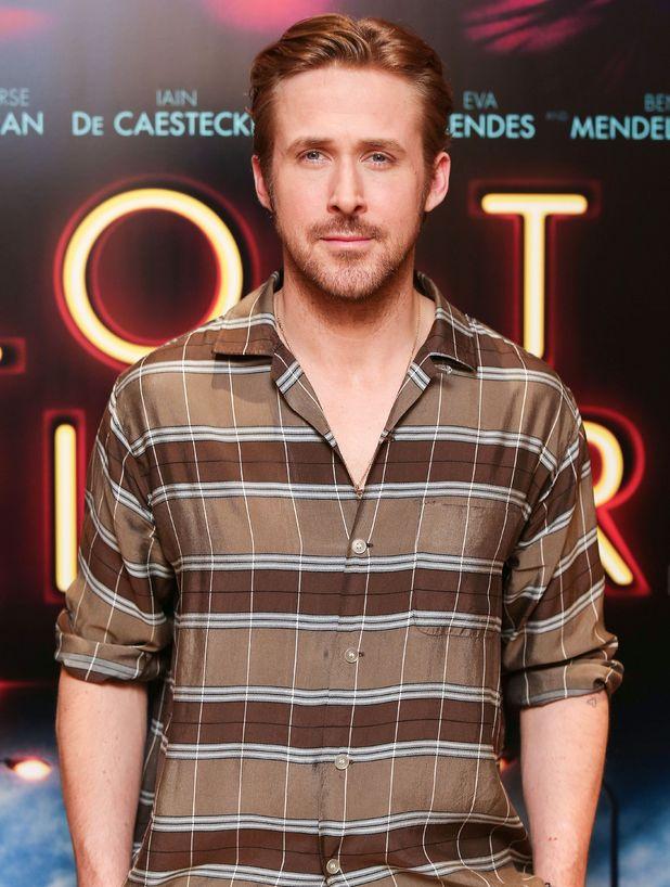 Lost River film photocall, London, Britain, 09 April 2015, Ryan Gosling