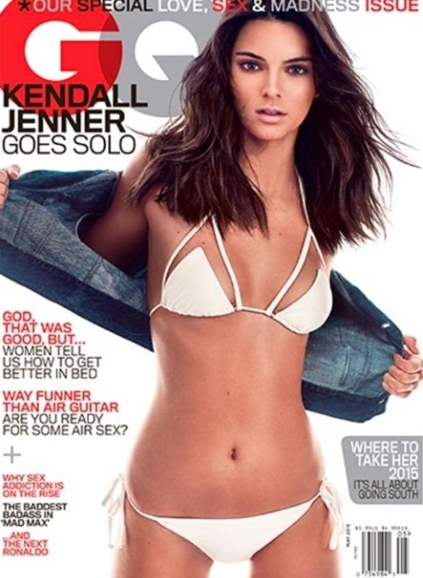 Kendal Jenner's GQ cover