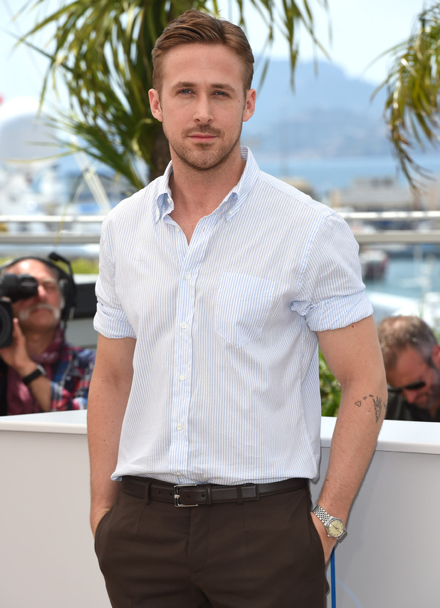 Lost River film photocall, 67th Cannes film festival, France, Ryan Gosling