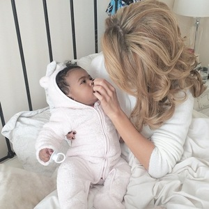 Lydia Bright and Summer Rose, Instagram 1 March