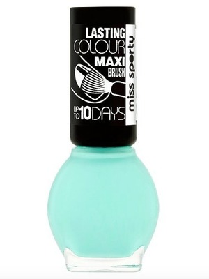 Miss Sporty Lasting Colour Nail Polish in Bluetterfly