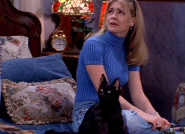Sabrina the teenage witch, Melissa Joan Hart Sabrina, the Teenage Witch Season 1 Episode 14 Sabrina Through the Looking Glass
