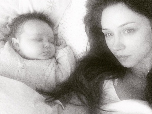 Una Foden shares a picture of Tadhg on Instagram 23rd April 2015