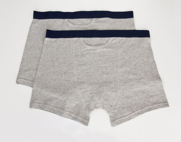 Boxer shorts - Curt Almond faced bankrupcty over his addiction to wearing new boxers every day
