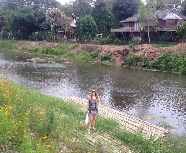 River in Pai, 25/5/15