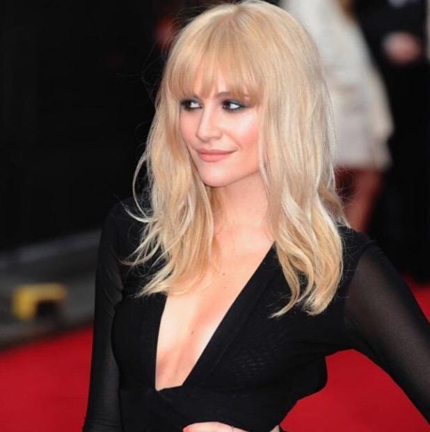 Pixie Lott, The Olivier Awards, 12 April 2015