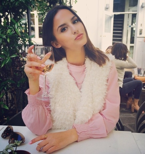 Lucy Watson, Instagram 11 April