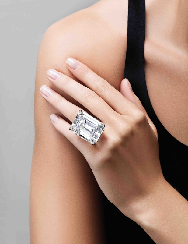 100-carat flawless perfect diamond sells for $22m