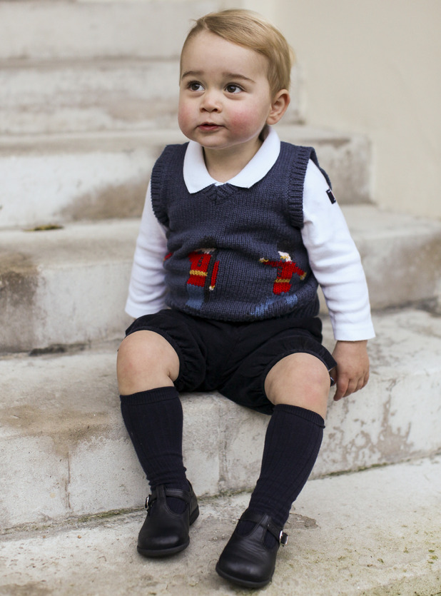 Prince George, Christmas Photographs December 2014