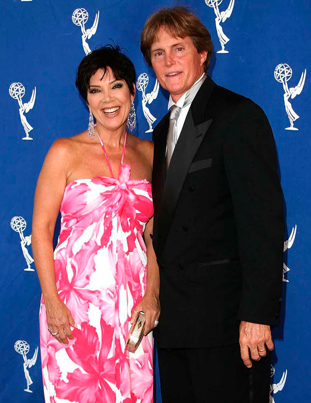KRIS and BRUCE JENNER Academy of Television Arts & Sciences presents The 56th Annual Los Angeles Area EMMY Awards North Hollywood, California - 28.08.04