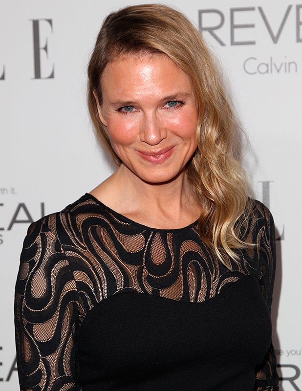 Renee Zellweger at 21st Annual ELLE WOMEN IN HOLLYWOOD AWARDS, 2014