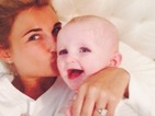 TOWIE star Billie Faiers shares super-cute new photo of baby Nelly!