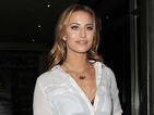 TOWIE's Ferne McCann oozes sophistication at Sam Faiers' book launch
