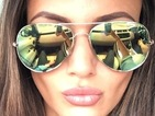 Michelle Keegan looks oh-so-cool in her latest sunglasses selfie