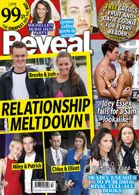 Reveal magazine cover for issue 17