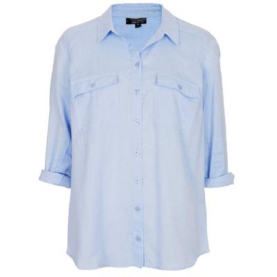 Chambray shirt topshop £29