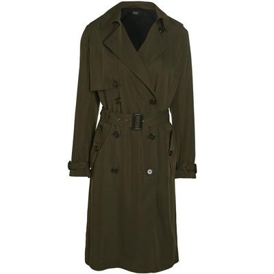 Khloe Kardashian style trench coat f&f clothing at tesco £38