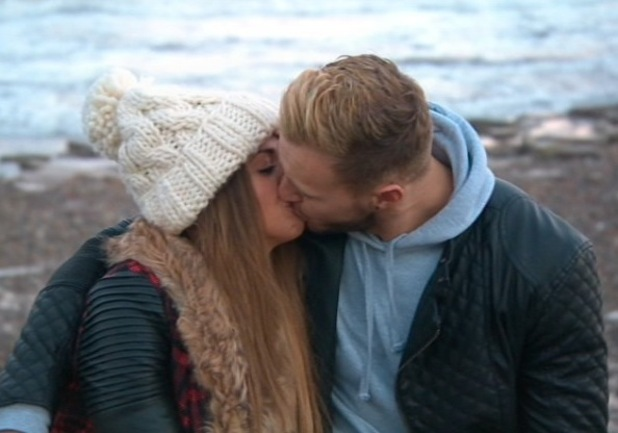 Holly Hagan and Kyle Christie, Geordie Shore, Series 10, Episode 4 28 April