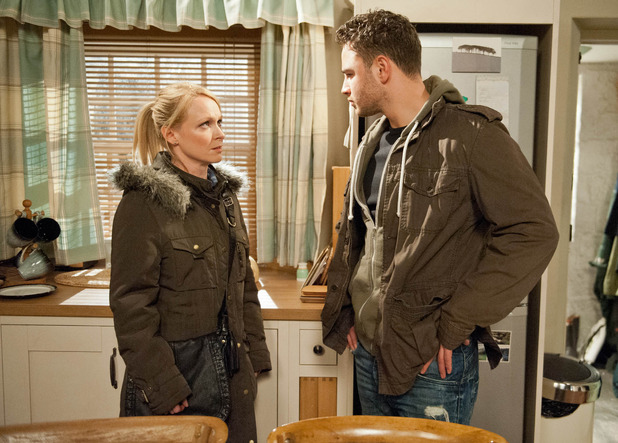 Emmerdale, Vanessa tells Adam, Wed 29 Apr