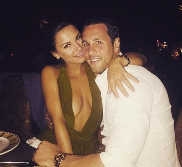 Sam Faiers and boyfriend Paul Day, Instagram 27 April