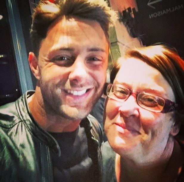 Ricci Guarnaccio and Dee Kelly, Instagram 27 April