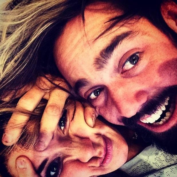 Spencer Matthews and Lauren Hutton, Instagram 1 May