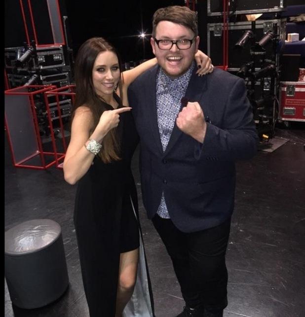 Una Foden wins The Voice of Ireland, Instagram 26 April