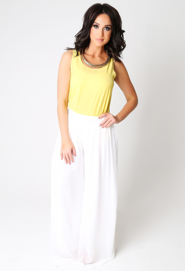 Geordie Shore Vicky Pattison SS15 collection for Honeyz 1st May