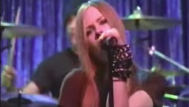 Sabrina The Teenage Witch: Avril Lavigne