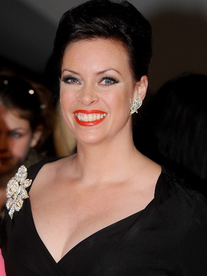 Sharon Marshall attends the National Television Awards at 02 Arena on January 21, 2015 in London, England.