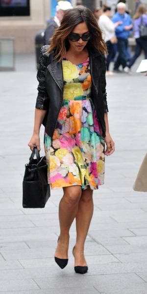 Myleene Klass, London 8 May