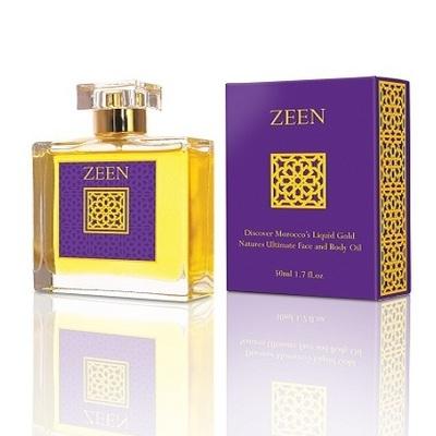 zeen argan face and body oil
