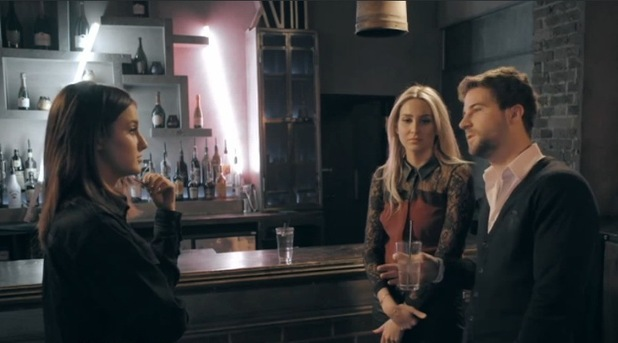 Lucy Watson and Josh Shepherd clash in next week's episode of Made In Chelsea. Preview shown on 5 May 2015.