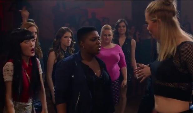 Pitch Perfect 2, Universal Pictures UK