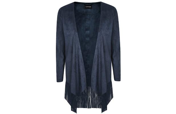 George asda fringed jacket £25