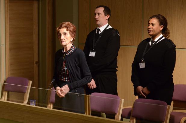 EastEnders, Dot on trial, Fri 8 May