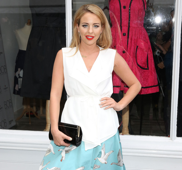 Lydia Bright at BOB by Dawn O'Porter Pop Up Boutique VIP Launch Party - Arrivals, 05/06/2015
