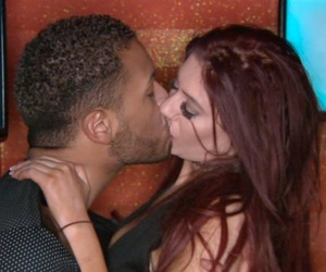 Chloe Etherington and Nathan Henry, Geordie Shore, Series 10, Episode 6, MTV 12 May