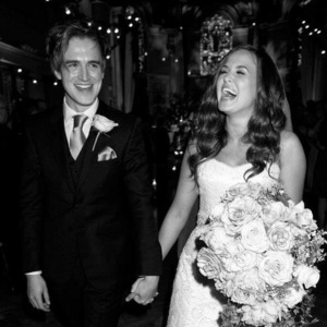 Tom Fletcher and Giovanna mark third anniversary with wedding photos, Instagram 12 May