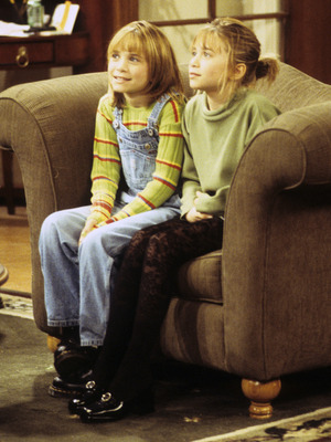 Mary-Kate and Ashley Olsen, Two Of A Kind pilot 1998