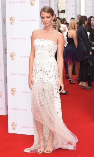 Millie Mackintosh at the TV Baftas - London - 10 May 2015.