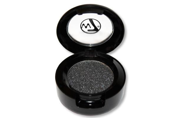 W7 Eyeshadow in Black Crystal 14th May 2015