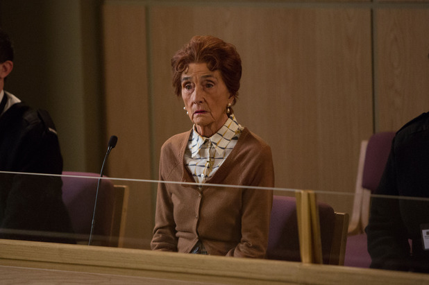 EastEnders, Dot in court, Thu 14 May