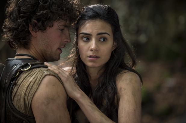 Atlantis, final episode, Jason and Ariadne, Sat 16 May